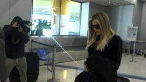 Pregnant Khloe Kardashian Is Asked About Baby Names And Lamar Odom's Recent Comments