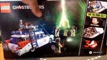 LEGO Ghostbusters Ecto-1 Cazafantasmas 1/2 Review