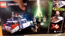 LEGO Ghostbusters Ecto-1 Cazafantasmas 1/2 Review