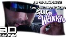ASMR français - Je chuchote vos commentaires sous Wonka (Whisper) - French Binaural (3D)