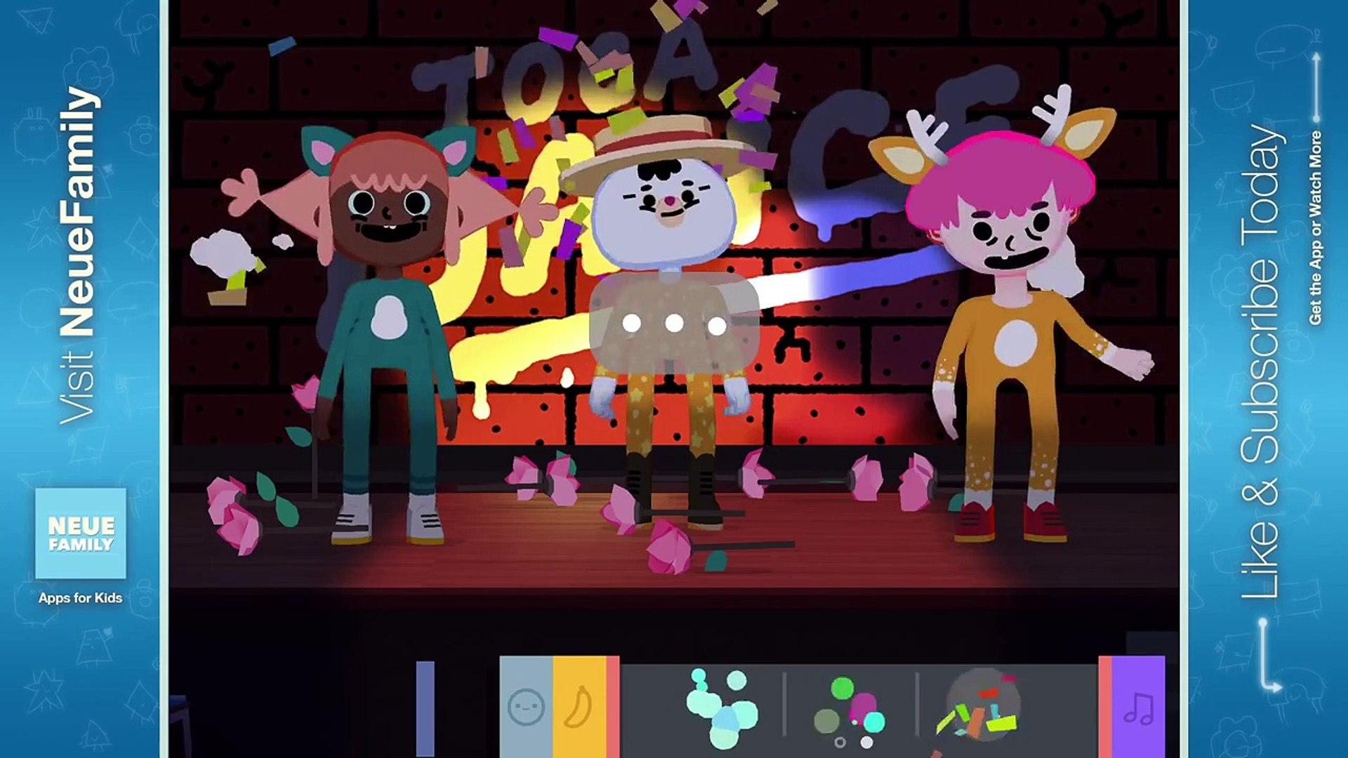 TOCA Dance: Kids Activity App