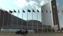 Bm) Genel Sekreteri Antonio Guterres - Addis