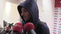 """Sofiane Hanni: """"Je peux dépanner au poste d'attaquant"""""""