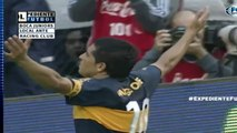 Torneo Apertura 2008: Boca Juniors 2-1 Racing Club - J17 (30.11.2008)