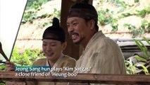 [Showbiz Korea] A film with a star studded cast! Heung-boo, The Revolutionist