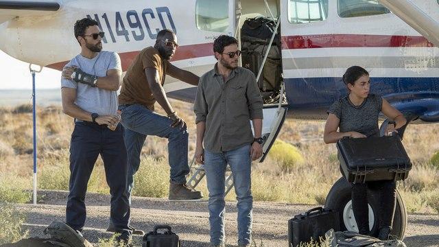 Watch The Brave Season 1 Episode 13 : NBC