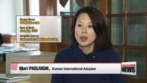 Korean international adoptees' desperate search for birth relatives