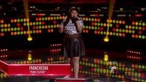 Francheska gana su juicio cantando 'Puro T