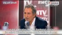 Robert Bourgi raconte pourquoi il voulait «niquer» François Fillon