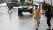 قتلى وجرحى في هجوم على أكاديمية عسكرية أفغانية في كابل