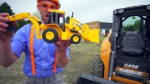 Learn Diggers for Children with Blippi - Videos for Toddlers