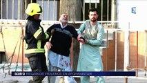 Afghanistan : plus de 120 morts et 250 blessés en une semaine