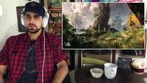 Horizon Zero Dawn E3 new Gameplay Demo Trailer Live Reion
