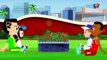 Ringa Ringa roses - Enfants amusement rimes - Chansons pour enfants - Comptines - French Rhymes