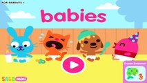 Sago Mini Babies - Happy Birthday ~ Party Update - Fun Games For Toddlers/Babies To Play