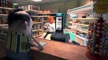 DEUSPI 3d animated funny shortfilm