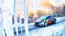 Prepping for Monte Carlo w/ Sébastien Ogier  WRC 2018
