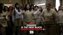 """AVANT-PREMIERE: Découvrez les premières images de la cinquième saison de la série """"Orange is the new black"""", diffusée tous les mercredis à partir du 31 janvier à 20h55 sur Numéro 23"""