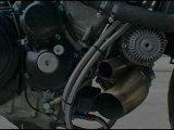 tro baleze et tro fou en moto