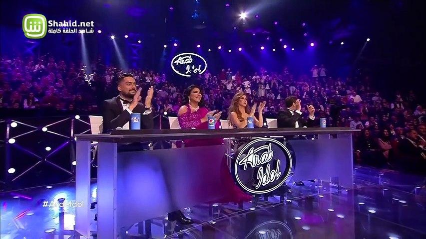 Arab Idol – العروض المباشرة – شيرين عبد الوهاب – انا مش بتعت الكلام ده، انسى الموضوع