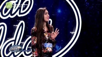 34.Arab Idolالموسم الرابع –  تجارب الاداء- ميساء عيناس