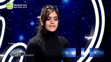 35.Arab Idolالموسم الرابع –  تجارب الاداء- هاجر ادالحاج