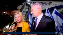L'hystérie de Sara Netanyahou à la Une des médias