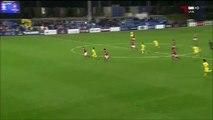 1-1 Goal Al Kass International Cup  Semifinal - 29.01.2018 SL Benfica Youth 1-1 Kashiwa Youth