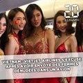 Vietnam: Vietjet Airlines s'excuse après avoir envoyé des femmes dénudées dans un avion de jeunes footballeurs