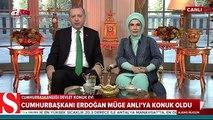 Cumhurbaşkanı Erdoğan Müge Anlı�da okuma yazma seferberliği ilan etti
