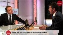"""""""Marlene Schiappa a le droit de s'exprimer et de rappeler les chiffres sur les violences faites aux femmes"""".  Manuel Valls (01/02/2018)"""