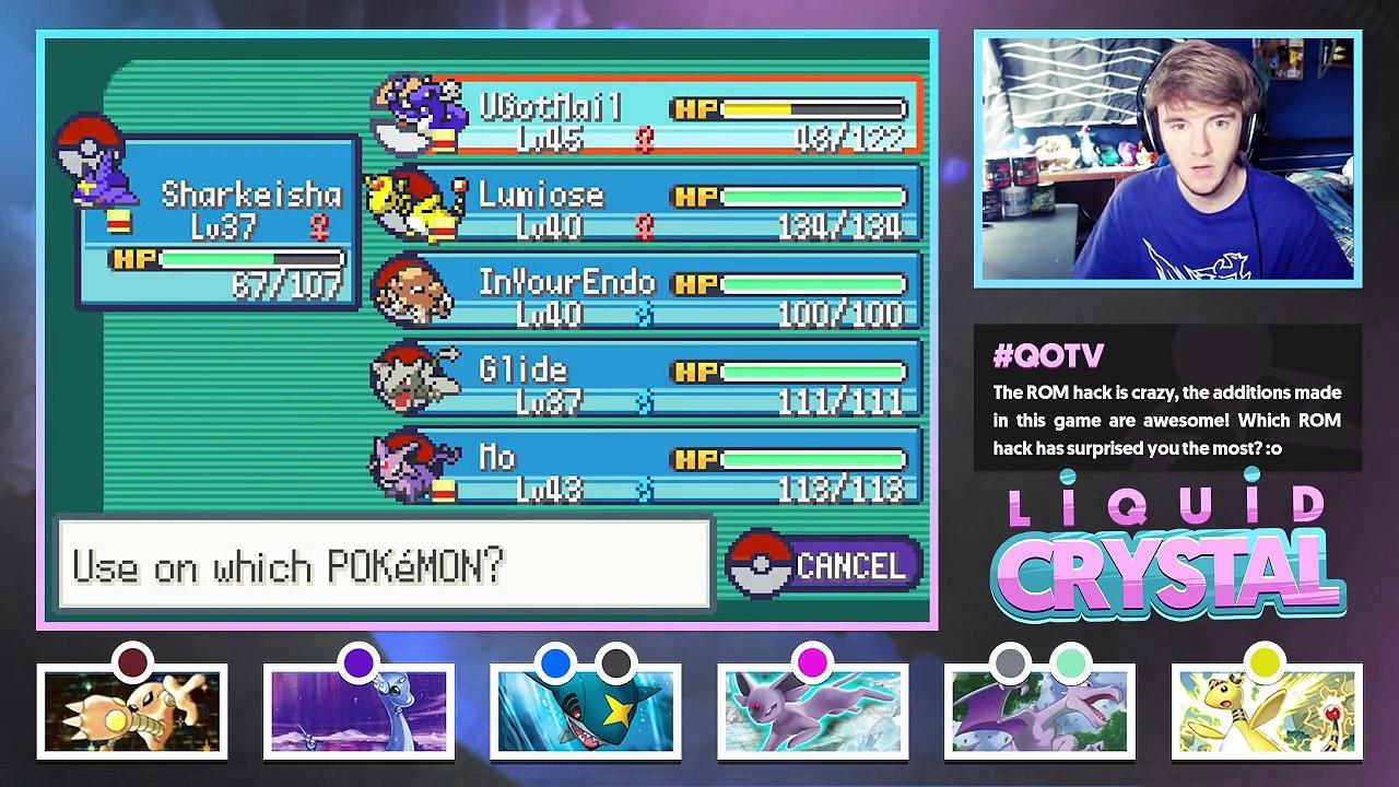 Pokemon Crystal Extreme Randomizer Nuzlocke Download