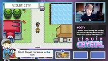 pokemon crystal randomizer rom