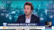 """""""La chronologie des faits caractérise une évidente intention de nuire"""", affirme l'avocat de Gérald Darmanin"""