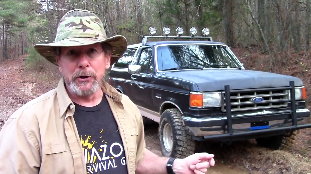 The Bug Out Bronco Project Intro – Bug Out Vehicle Setup