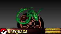Pokemon #384: Rayquaza (Pokedex 3D Pro)