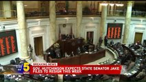Arkansas Lawmaker Pleads Guilty to Fraud, Money Laundering Charges