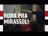 BORA PRA MIRASSOL: MIRASSOL X SPFC | SPFCTV