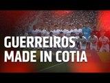 COPA SP: GUERREIROS DE COTIA | SPFCTV