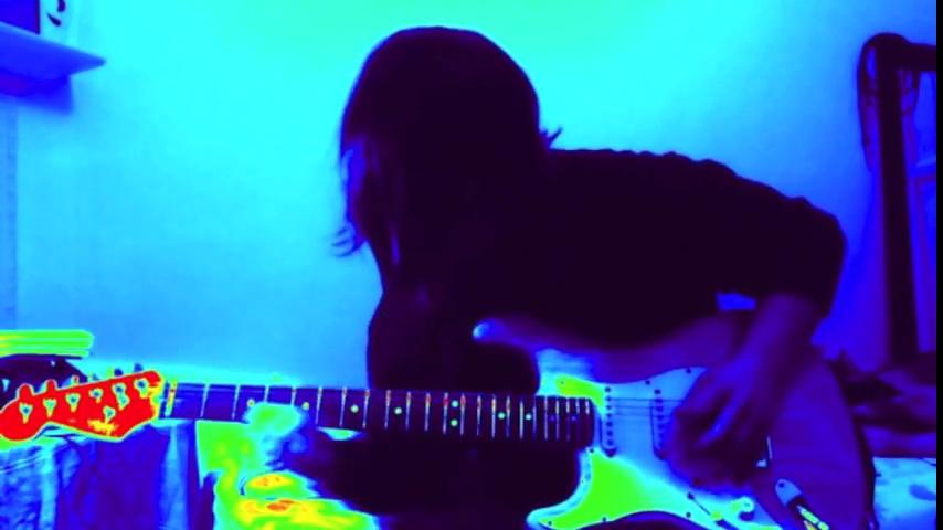 BLUE SAND – Electric Guitar