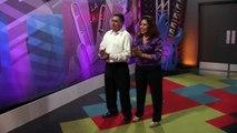 La Voz kids _ Estefani López canta 'Canta, Canta, Canta' en La Voz Kids-kNWO