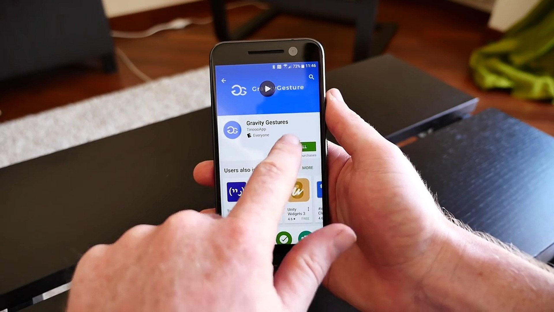 How to add gesture controls to any Android device