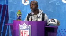 Devin McCourty on facing against his former teammate LeGarrette Blount in the Super Bowl