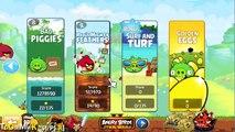 Игра МУЛЬТИК - Энгри Бердс для детей. Смотреть прохождение ИГРЫ Angry Birds 40 серия. Злые Птички