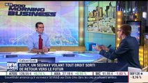 Anthony Morel: Ezfly, un étonnant Segway aérien - 30/01
