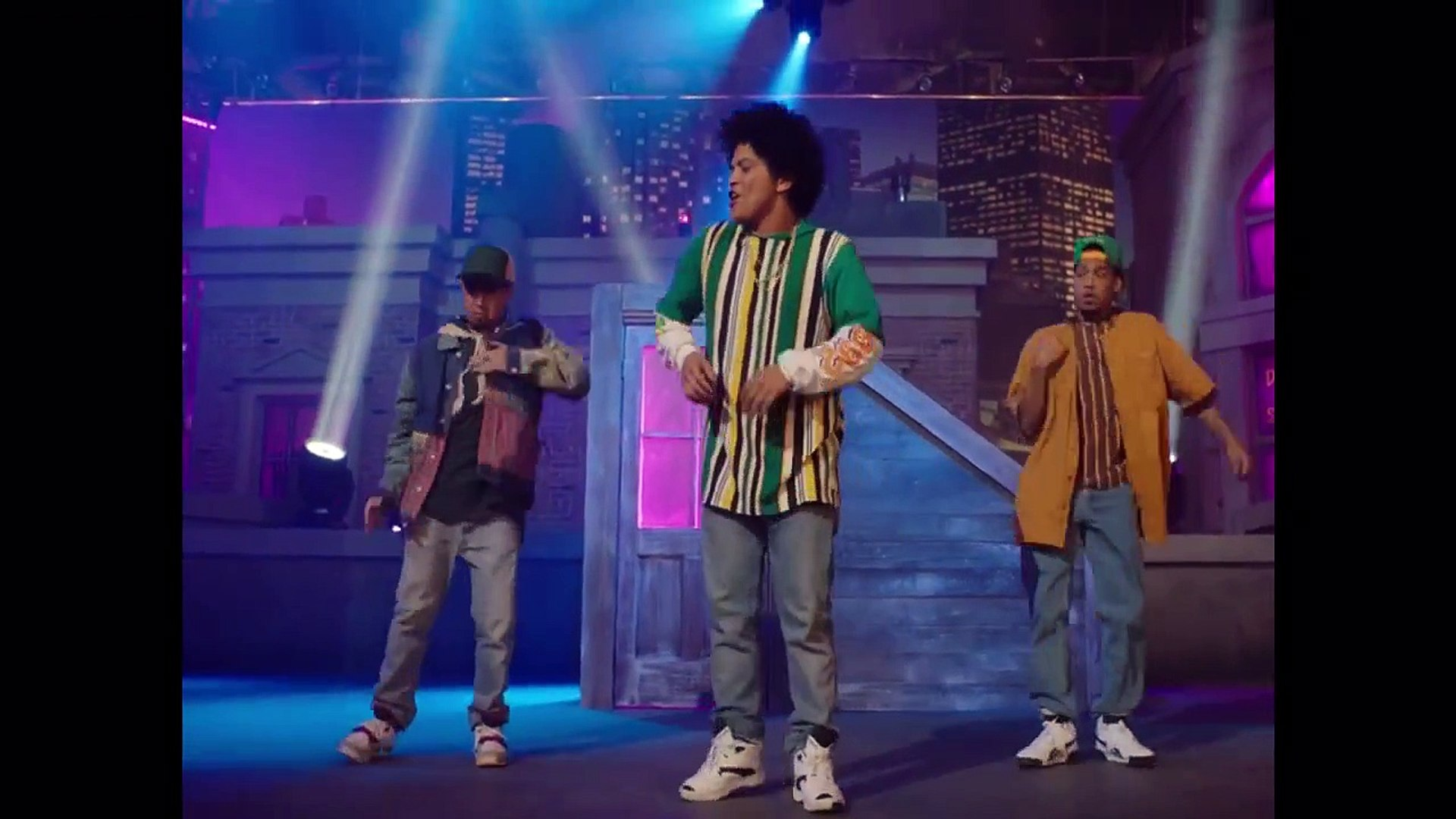 Bruno Mars Ft. Cardi B Finesse G-rod Uptown remix
