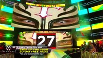 Rey Mysterio makes a shocking return in the Royal Rumble Match | Royal Rumble 2018 (WWE Network)