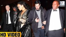 Rihanna And Hassan Jameel Party All Night At The Grammys 2018 After Party
