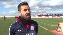 """Süper Lig'e Direkt Olarak Çıkmak İstiyoruz"""" - İstanbul"""