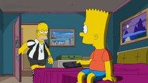The Simpsons - Fresh pork sandwich